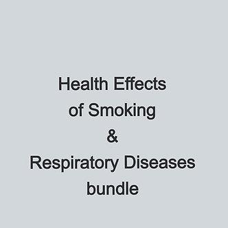 30 AARC CRCE: Health Effects of Smoking & Respiratory Diseases bundle