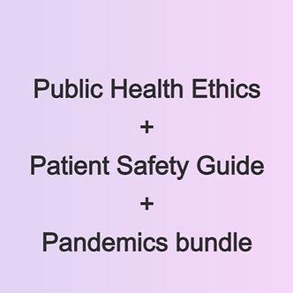 20 AARC CRCE: Public Health Ethics, Patient Safety & Pandemics, 31% discount