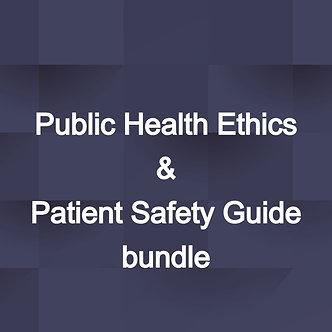 14 AARC CRCE: Public Health Ethics & Patient Safety bundle