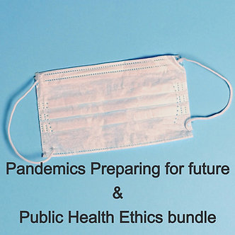 12 AARC CRCE: Public Health Ethics & Pandemics bundle, $4.99/CEU