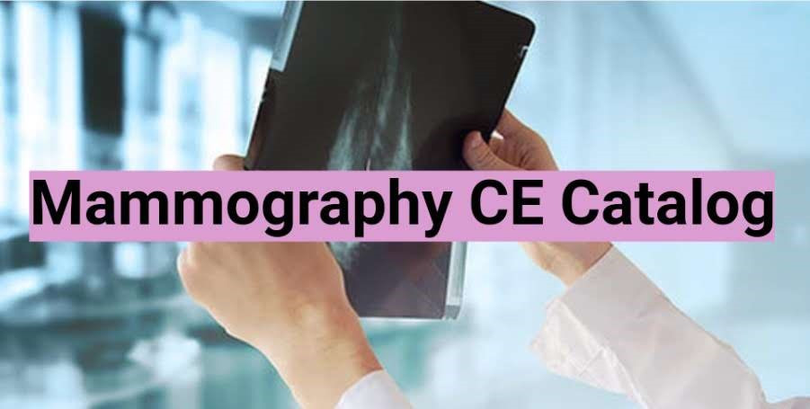 Mammography CE Courses
