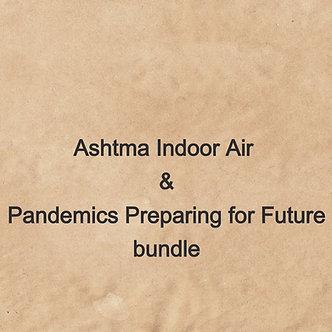 14 AARC CRCE: Asthma Indoor Air & Pandemics bundle, $4.99/CEU