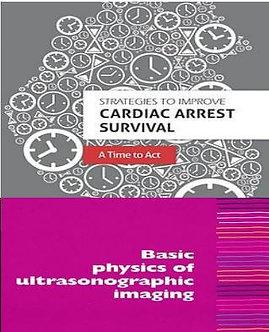 36 CCI CEU, ARRT CE: Cardiac Arrest Survival & US Basics, Try&Buy, 27% off sale