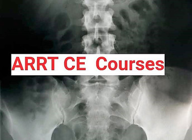 ARRT Continuing Education Requirements and license renewal