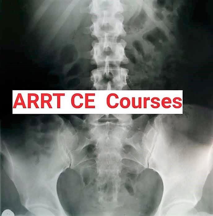 ARRT CE Courses