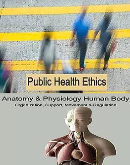 18 AARC CRCE: Public Health Ethics & Anatomy Physiology Org Support bundle