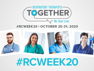 Respiratory Care Week Celebration: Respiratory Therapy CEU Sale!