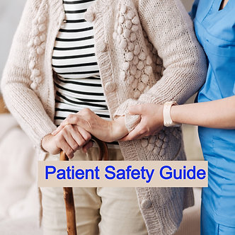 08 AARC CRCE: Patient Safety Guide: Try&Buy, $3.99/CEU, 42% off discount sale