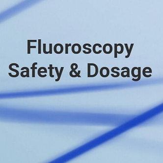 09 Nursing & ARRT CE in Fluoroscopy Safety