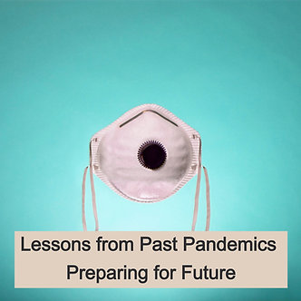 06 AARC CRCE: Lessons Learned from Past Pandemics Preparing for Future