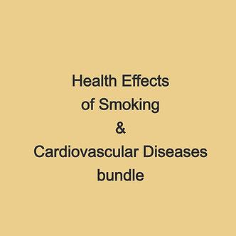 30 AARC CRCE: Health Effects of Smoking & Cardio Diseases bundle