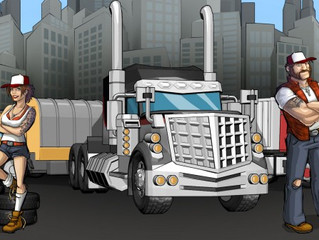 Oil Trucking is a vital link in the petroleum industry