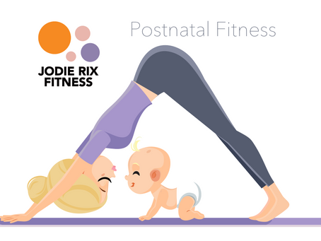 Exercising after Pregnancy, When? How? Should I?