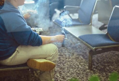 Fumante passivo