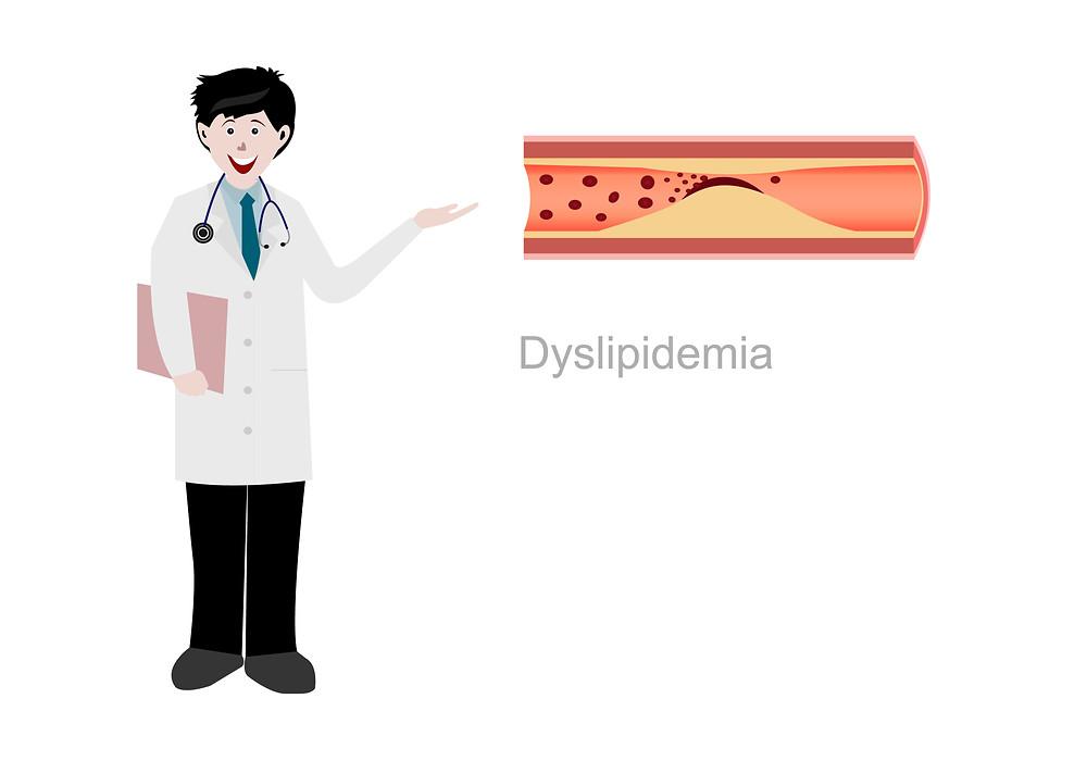 Dislipidemias em adolescentes brasileiros