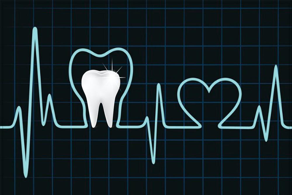 Higiene oral e problemas cardíacos