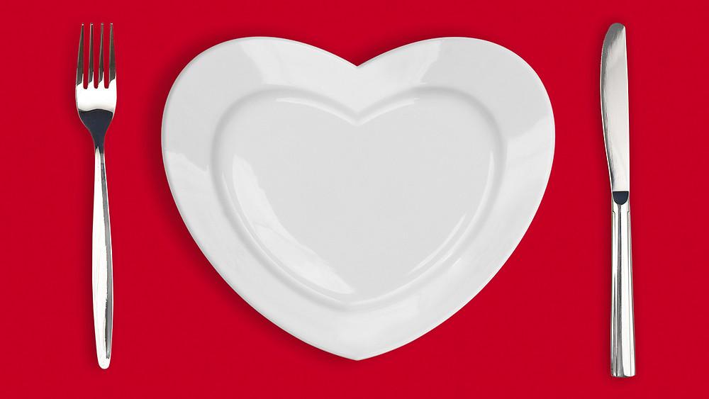 Prevenção de doenças cardiovasculares - Alimentação saudável
