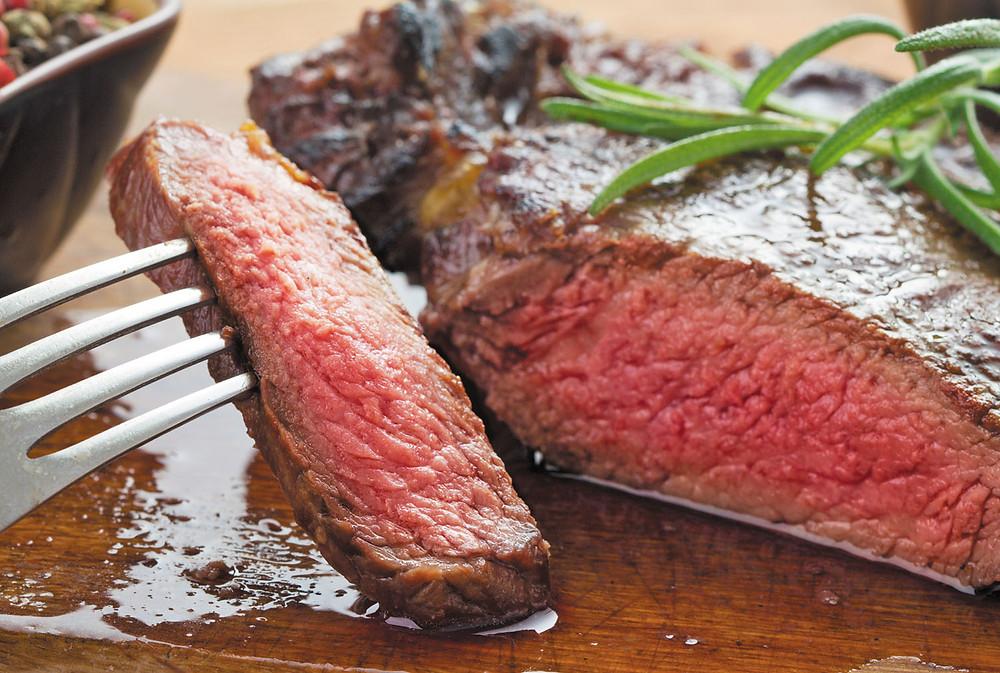 Consumo de carne vermelha associado com morte prematura