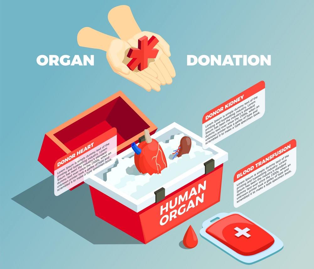 Sobre a doação de órgãos