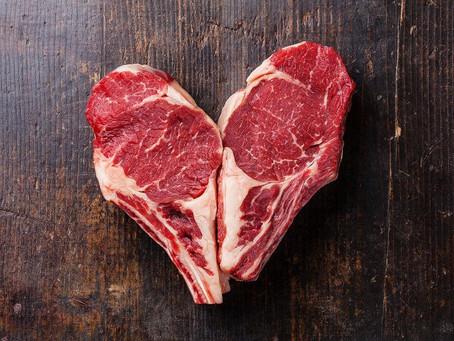 Risco de mortalidade e eventos cardiovasculares associados ao consumo de carnes