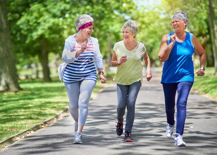 Ritmo de caminhada e saúde