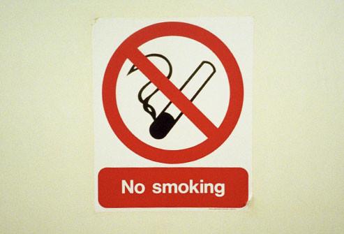 Prevenção câncer pulmão não fumar