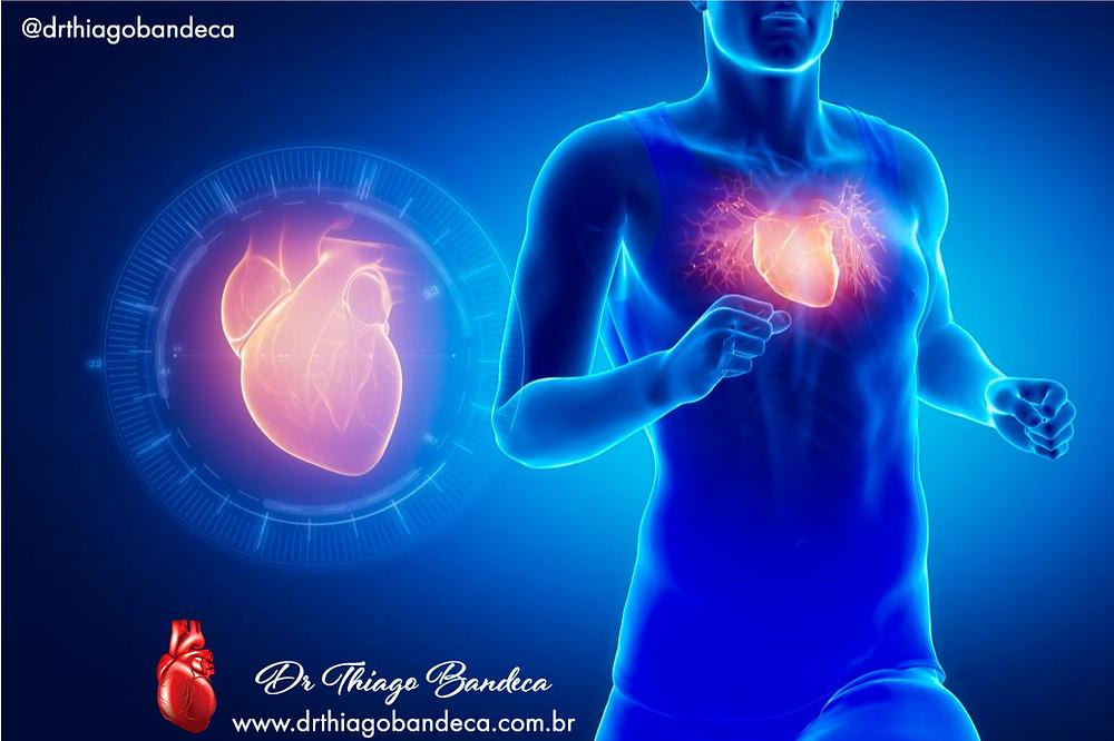 Exercício físico efeito cardio-protetor imediato