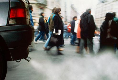 Poluição do ar e câncer