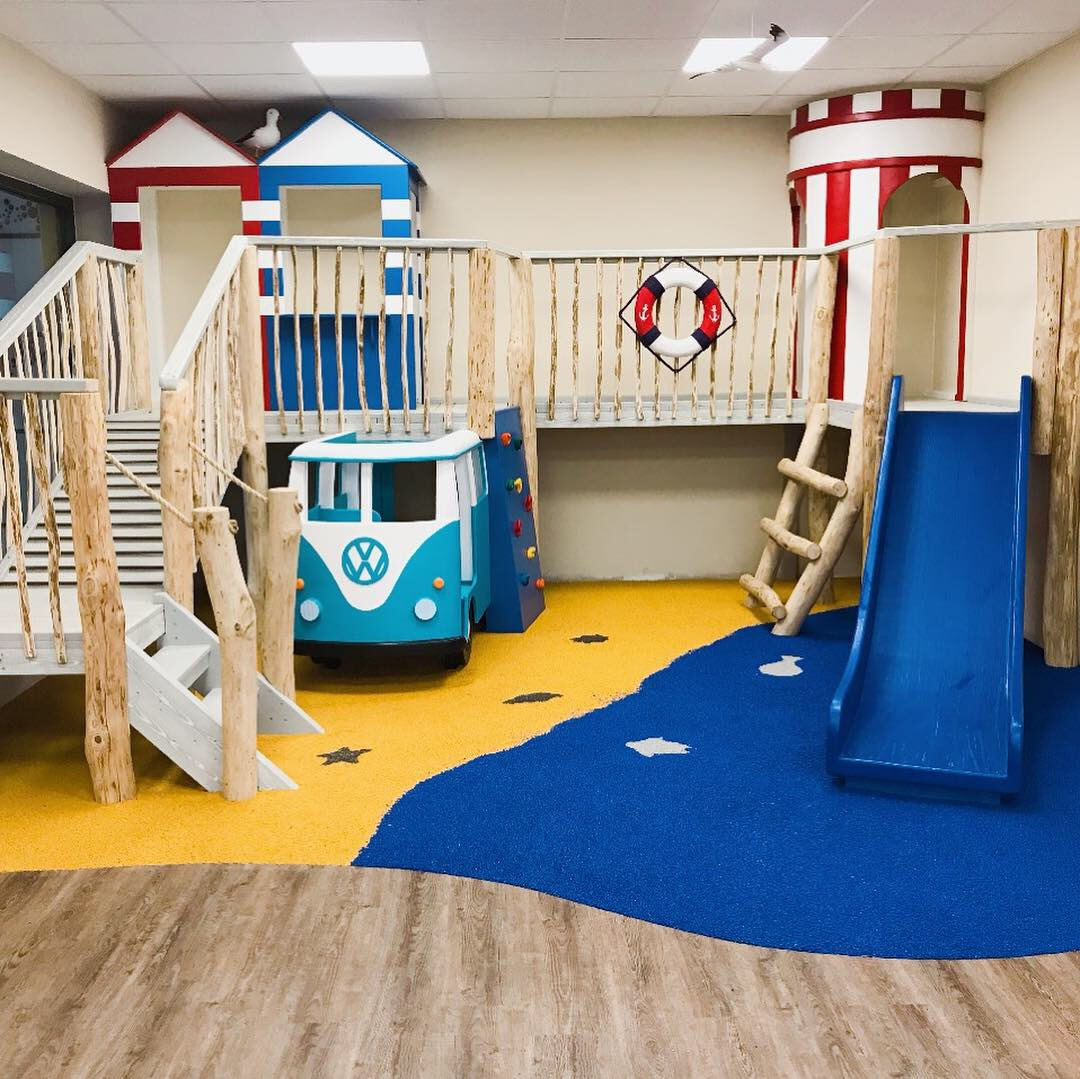 Under 5s Play Area