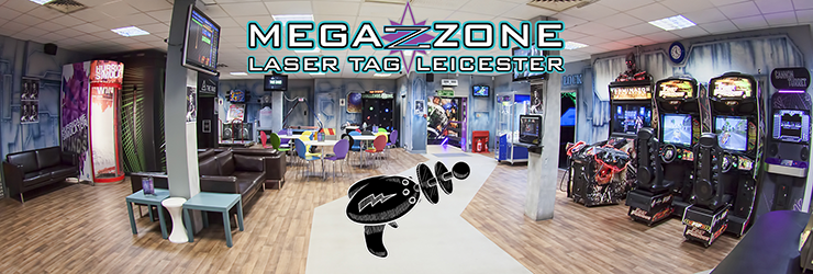 Megazone Leicester Laser Tag