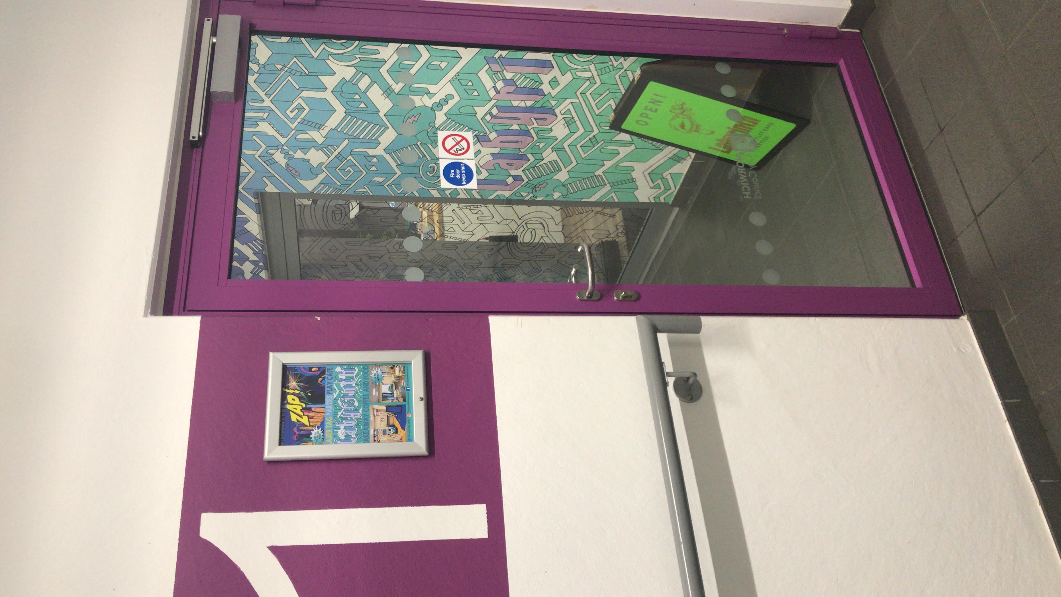 Floor 1 Entrance