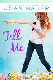 TELL ME by Joan Bauer