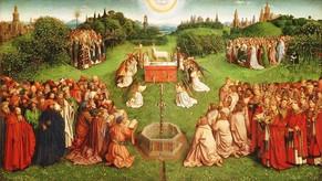 Lenten Journey with Art #11