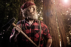Woodsman Conceptual