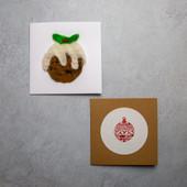 29. Handwritten Christmas card
