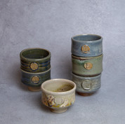 36. Oriental Tea Cup by Jacob Chan