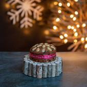 3.Christmas Cake - mini