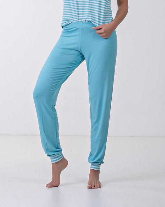 Calça Pijama com Punho