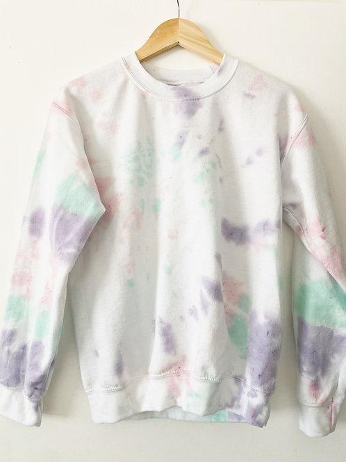 Multi Pastel Tie dye