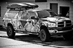 LP Vehicle Wrap