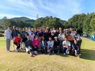 第8回中等部同窓会懇親ゴルフ会 2019/11/17