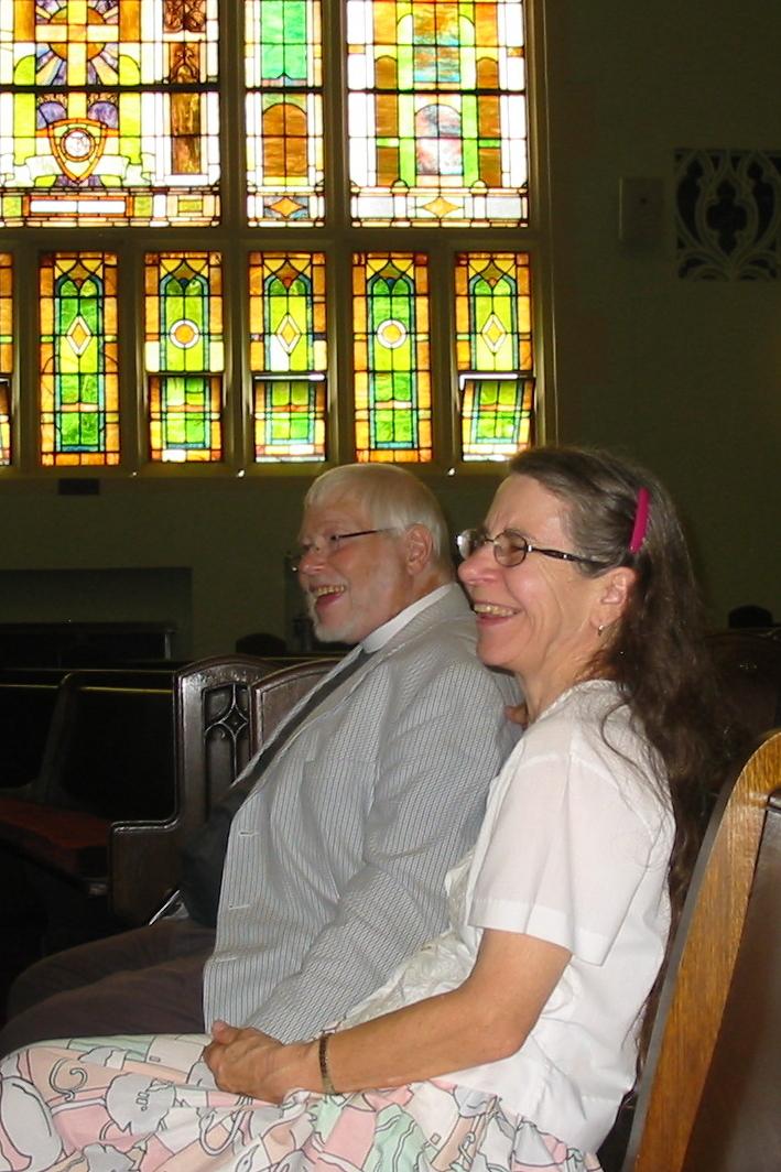 Pastor Bob Tina