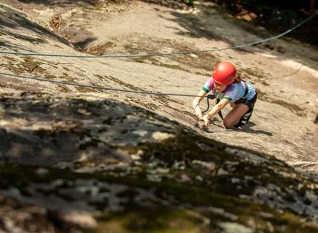 FAQS, Climbing at Bear Rock