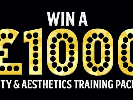 Win a £1000 Training Package!