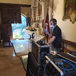 Streaming Misa Sant Magí 2020