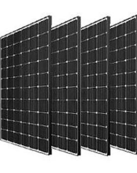 4 solar panels