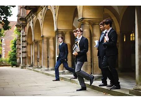在温彻斯特学院的时光