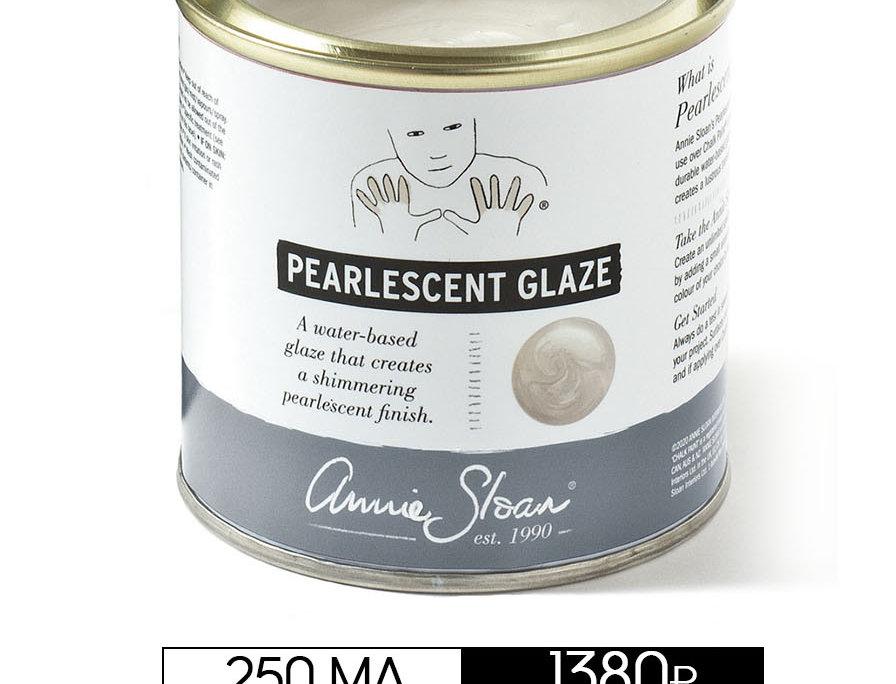 Перламутровое покрытие Pearlescent Glaze