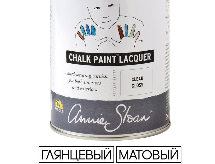 Лак Chalk Paint® Lacquer