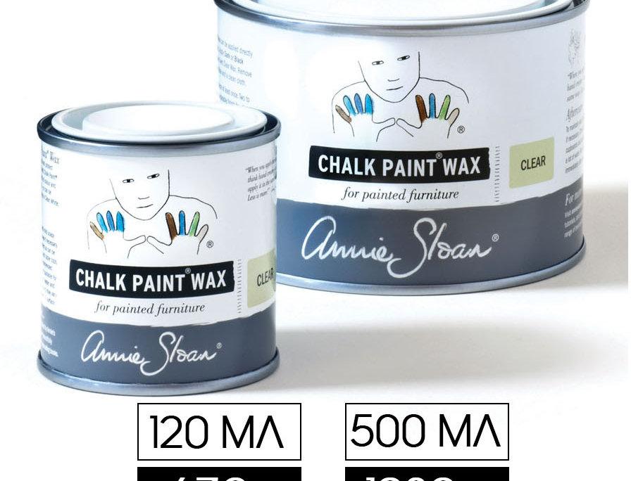 Прозрачный Воск Clear Chalk Paint® Wax
